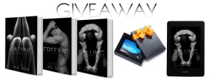 Falling Giveaway